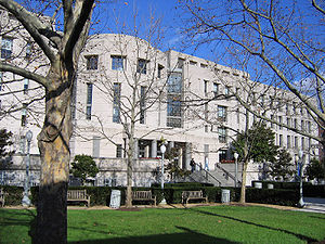English: Edward Bennett Williams Library at th...