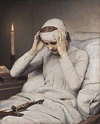 Gabriel von Max Die ekstatische Jungfrau Katharina Emmerich.jpg