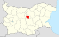 Gabrovo Municipality Within Bulgaria.png