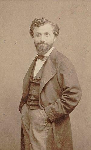 Gaetano Braga - Gaetano Braga. Photograph by Étienne Carjat.