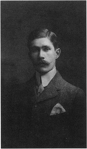 Albert Eugene Gallatin - Portrait, 1905