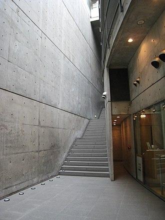 Tadao Ando - Galleria Akka, Osaka, 1988