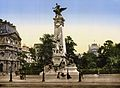 Gambetta's monument, Paris, France, ca. 1890-1900.jpg
