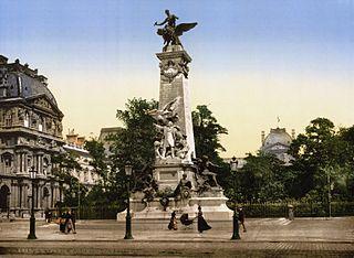 monument to Léon Gambetta