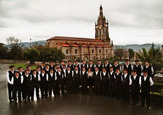 Basque music - Basque traditional choir