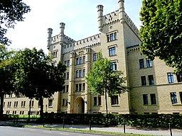 Garde Ulanen Kaserne Potsdam
