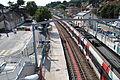 Gare de Lozère en travaux à Palaiseau le 19 juillet 2013 - 13.jpg