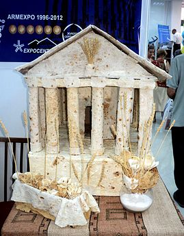 Garni Temple made from lavash.jpg