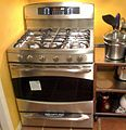 Gas stove with oven, 2009.jpg