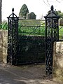 Gateway to St John the Baptist, Baginton - geograph.org.uk - 1223547.jpg