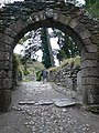 Gateway to the monastic site, Glendalough - geograph.org.uk - 1545583.jpg