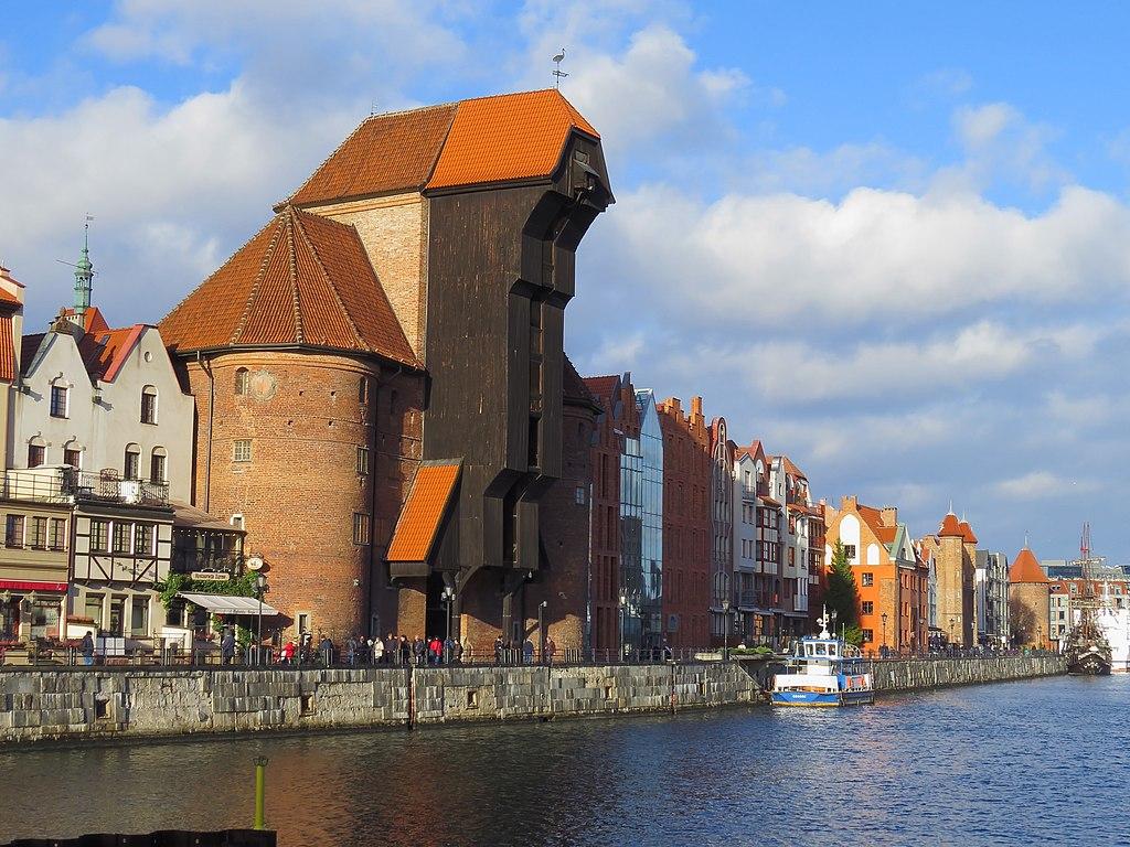 Gdańsk Rybackie Pobrzeże