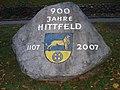Gedenkstein Jubiläum Hittfeld.jpg
