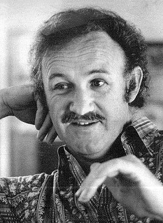 Gene Hackman - Hackman in 1972