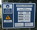 General Information sign - geograph.org.uk - 895205.jpg