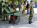 Generator of T-82 20mm Twin Cannon 20121013.jpg