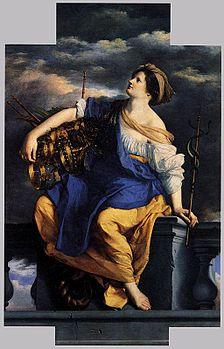 Gentileschi, Orazio - Public Felicity Triumphant over Dangers - 1624-1625.jpg