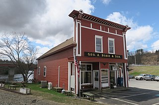 Hooksett (CDP), New Hampshire Census-designated place in New Hampshire, United States