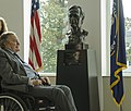 George H.W. Bush at CIA HQ (24401201150).jpg