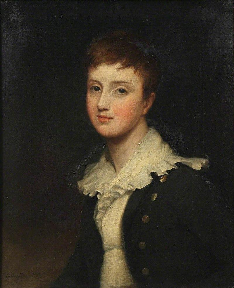 George Hayter (1792-1871) - Lord Richard Cavendish (1812–1873), as a Boy - 1129242 - National Trust.jpg