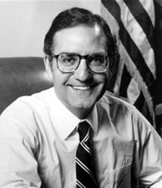 Maine Democratic Party - George J. Mitchell, Senate Majority leader (1989-1995)