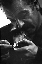 Georges Brassens, 1964an.