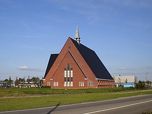 Netherlands Reformed Congregations - Netherlands Reformed Congregation of Barendrecht