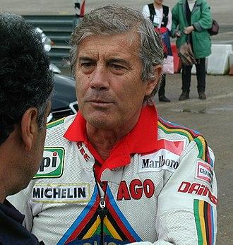 Giacomo Agostini - Agostini in 2003