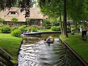 Giethoorn - Image: Giethoorn Netherlands flckr 01