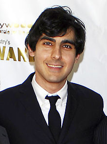 Gil Kenan, 34th Annie Awards, 2007.jpg