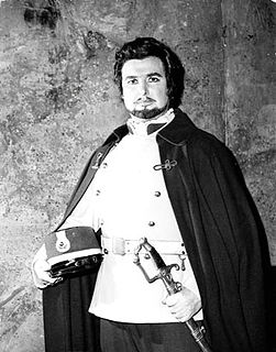 Gilbert Py French singer