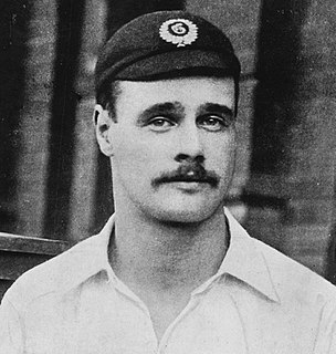 Gilbert Jessop Cricket player of England.