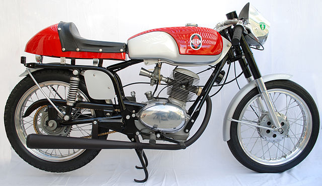 Gilera Cc Motorbike