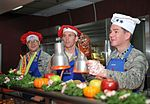 Gingko Tree celebrates Christmas with homestyle meal 131225-F-FM358-046.jpg