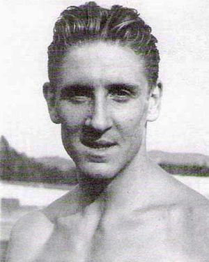 Giorgio Oberweger - Oberweger in 1936