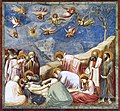 Giotto - Scrovegni - -36- - Lamentation (The Mourning of Christ) adj.jpg