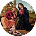 Giuliano Bugiardini - The Holy Family, San Antonio Museum of Art.jpg