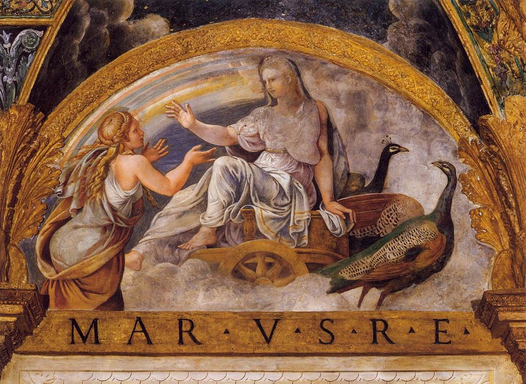 Giulio Romano - Psyche Appealing in Vain to Juno - WGA09574.jpg