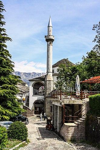 Bazaar Mosque, Gjirokastër - Gjirokastër Mosque