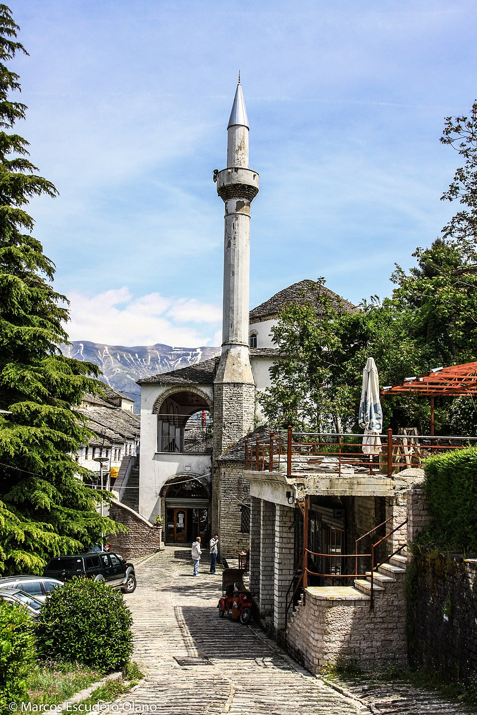 Gjirokast%C3%ABr Mosque - Mosques in Albania