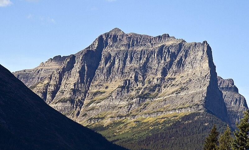 File:Glacier NP Dusty Star Mtn.jpg