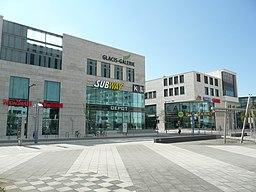 Heiner-Metzger-Platz in Neu-Ulm