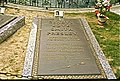 Gladys Love Smith Presley mother of Elvis - her grave at Graceland - panoramio.jpg