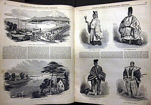 Gleason's Pictorial Drawing-Room Companion - Image: Gleasons Pict 1854 3