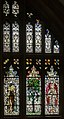 Gloucester Cathedral, Stained glass window N.VI (21353516033).jpg