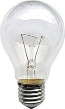 Lampe incandescence classique wikip dia - Lampe a incandescence classique ...