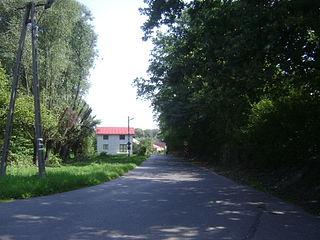 Podgóra, Piaseczno County Village in Masovian, Poland