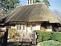 Goathill, oversize thatch - geograph.org.uk - 445149.jpg