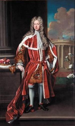 Allen Bathurst, 1st Earl Bathurst - Lord Bathurst