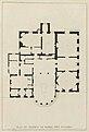 Goetghebuer - 1827 - Choix des monuments - 079 Plan Chateau Bazele Escaut.jpg